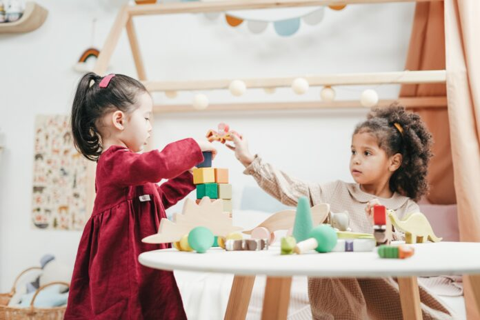 Przedszkole Montessori, fot. Pexels.com