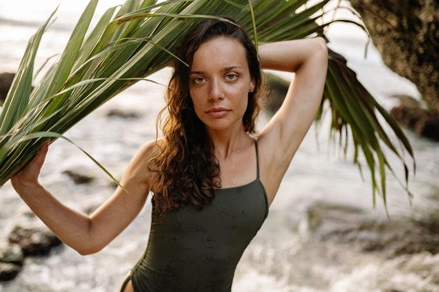 Kolor khaki, fot. Pexels.com
