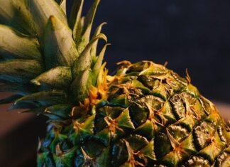 Ananas, fot. Pixabay.com